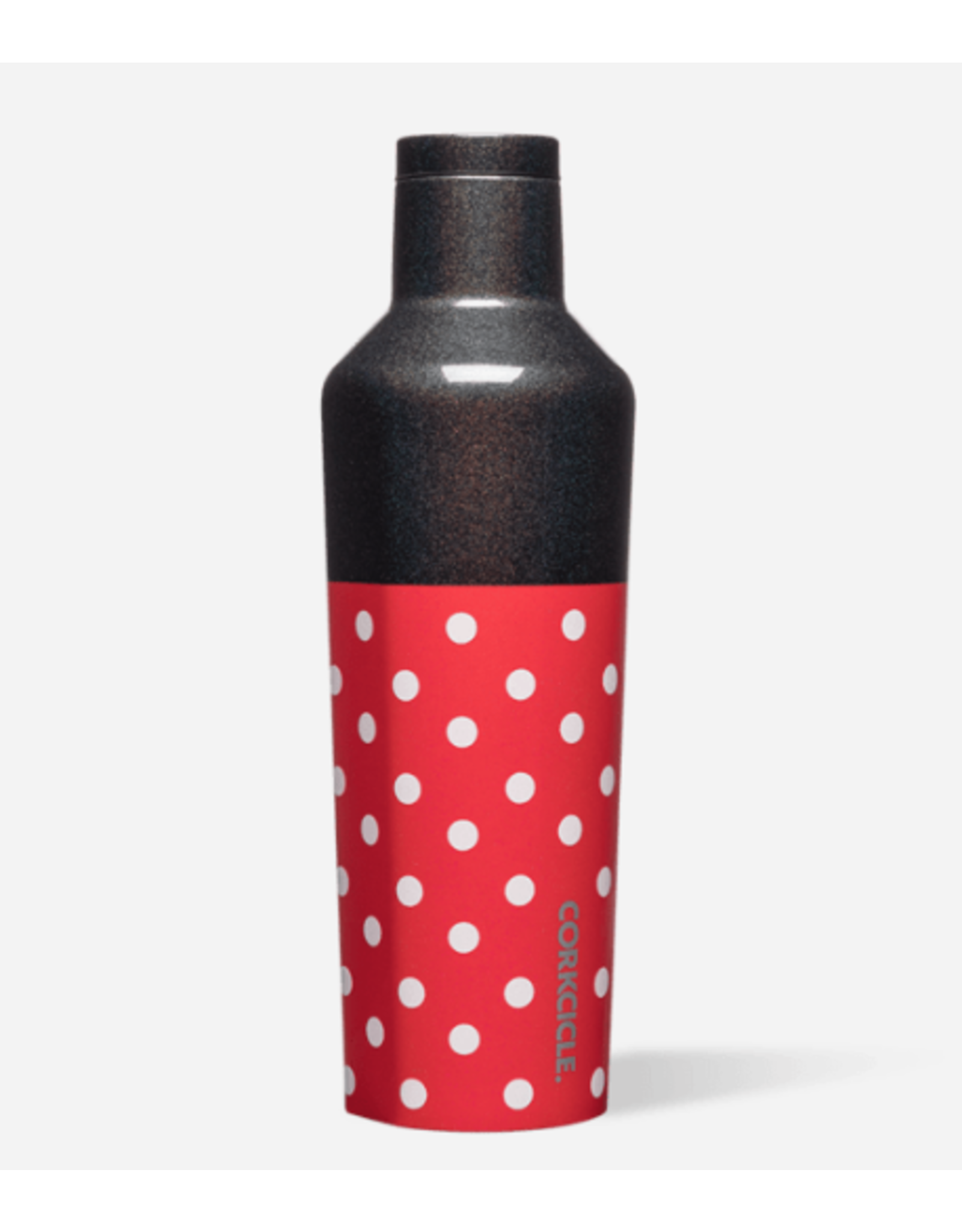 Corkcicle Minnie Mouse Polka Dot Red