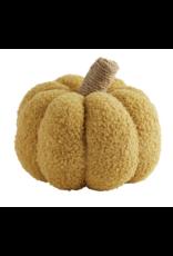 Mud Pie Pumpkin SM Shearling