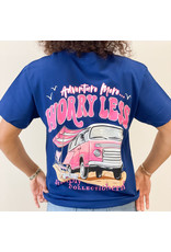 Simply Southern Tee SS Worry Midnight