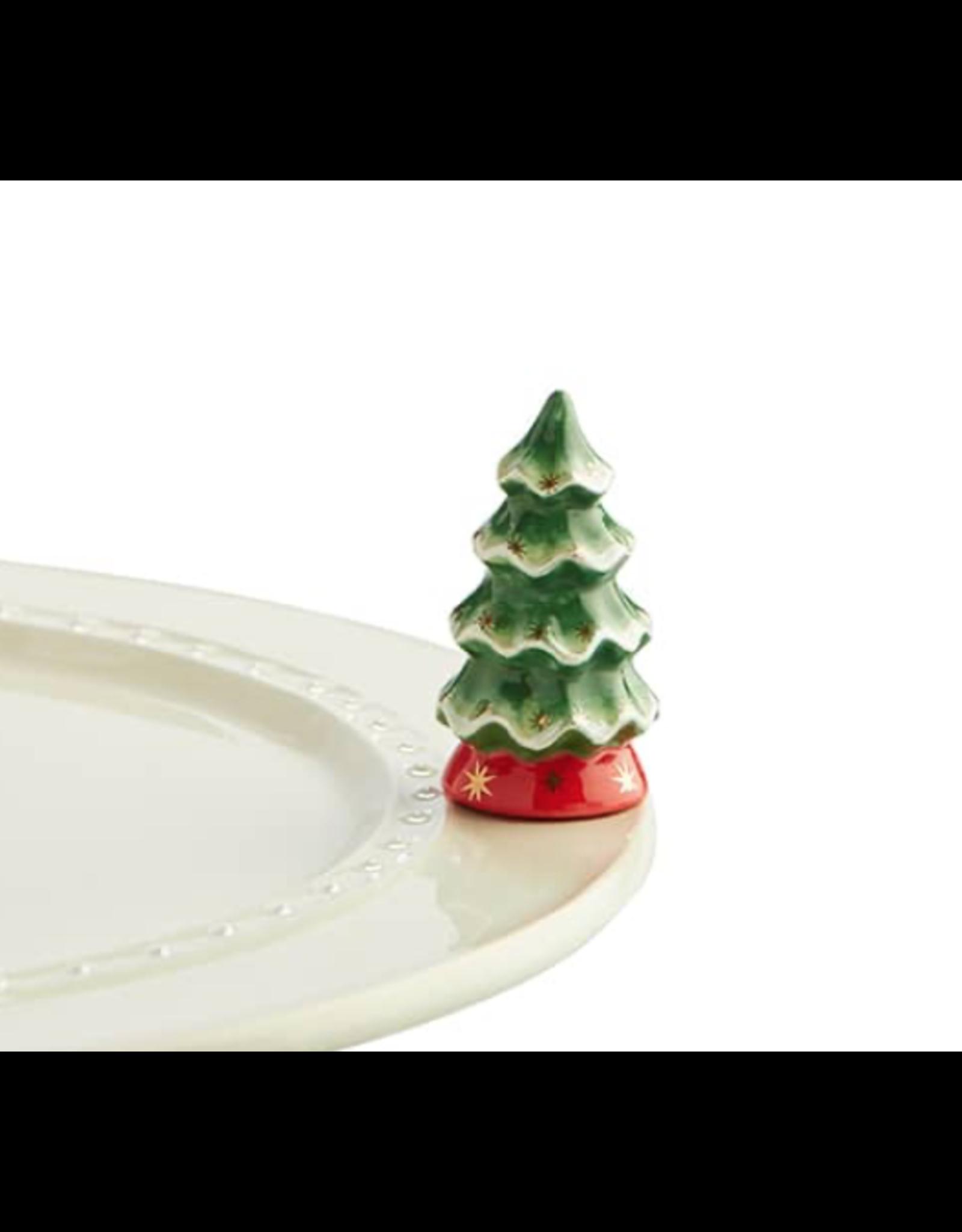 Nora Fleming Mini O Tannenbaum Christmas Tree