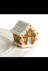 Nora Fleming Mini Candyland Lane/Gingerbread