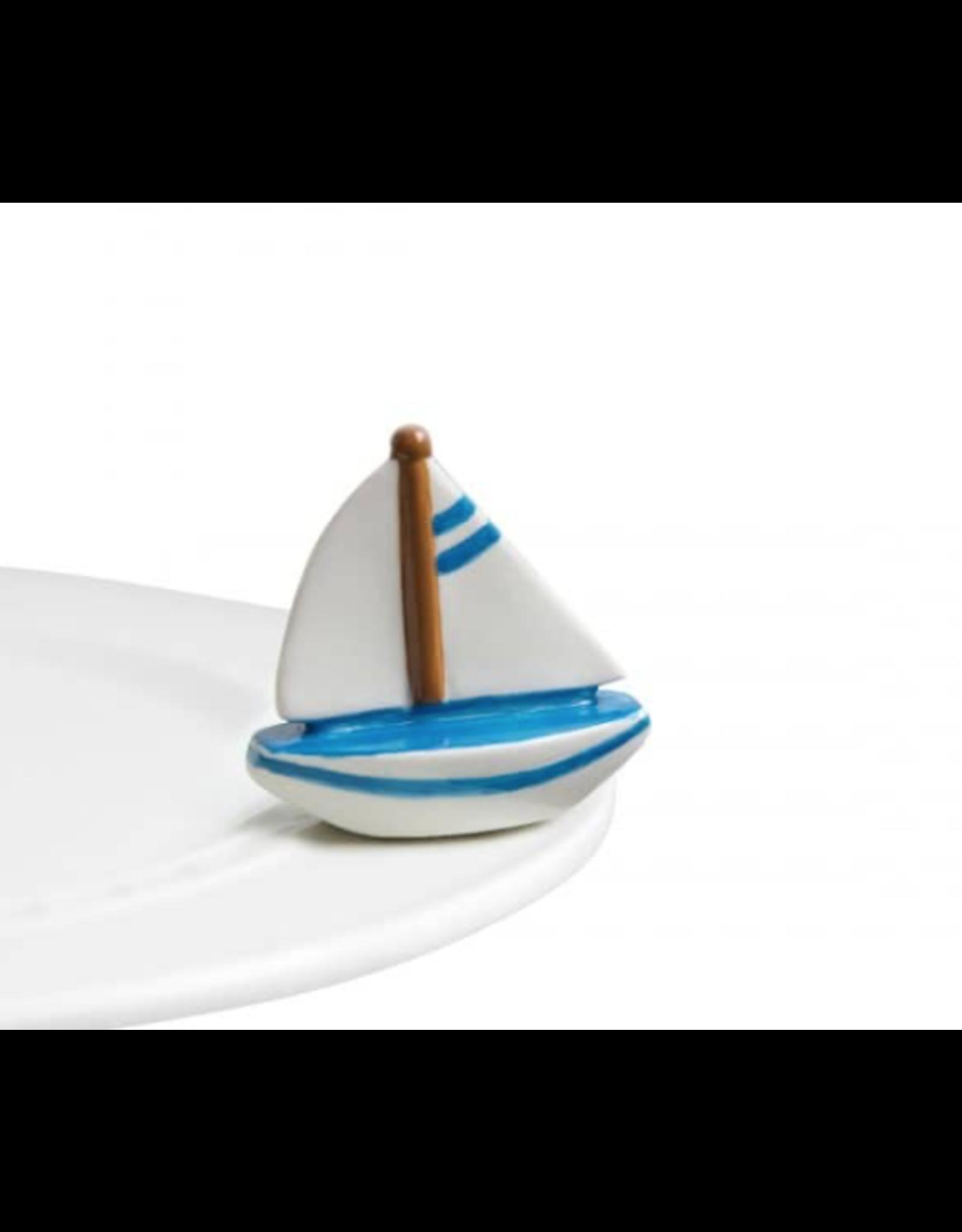 Nora Fleming Mini Sail Me Away