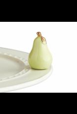 Nora Fleming Mini Pear-Fection! (Pear)