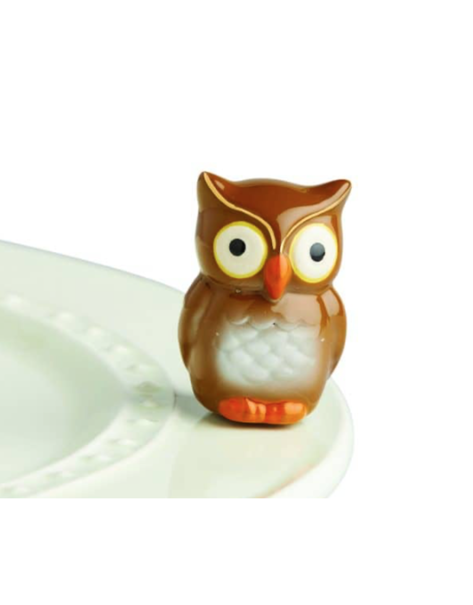 Nora Fleming Mini Be Whoo You Are! (Owl)