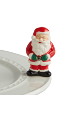 Nora Fleming Mini Father Christmas (Santa)