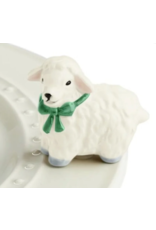 Nora Fleming Mini Lamb/I Love Ewe