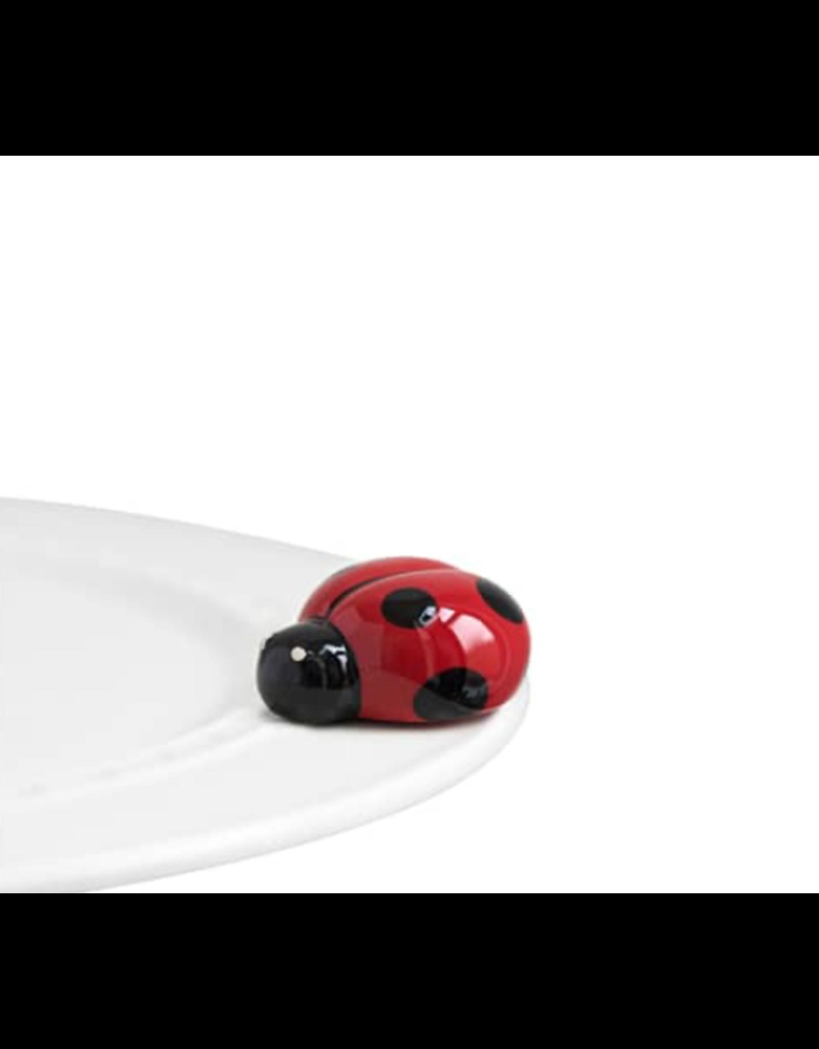 Nora Fleming Mini Ladybug