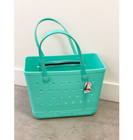 Simply Southern Simply Tote LG Turquoise Fall 2021