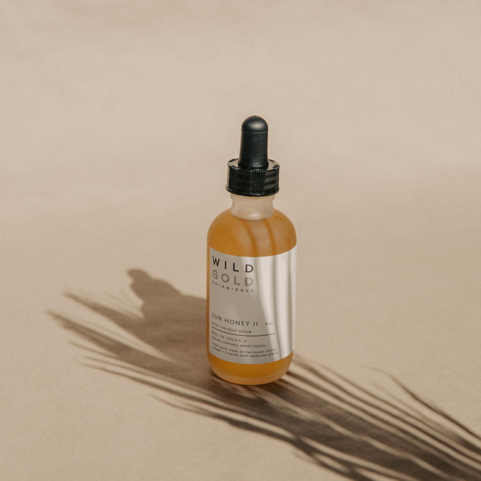 Wildgold botanicals Sun honey II