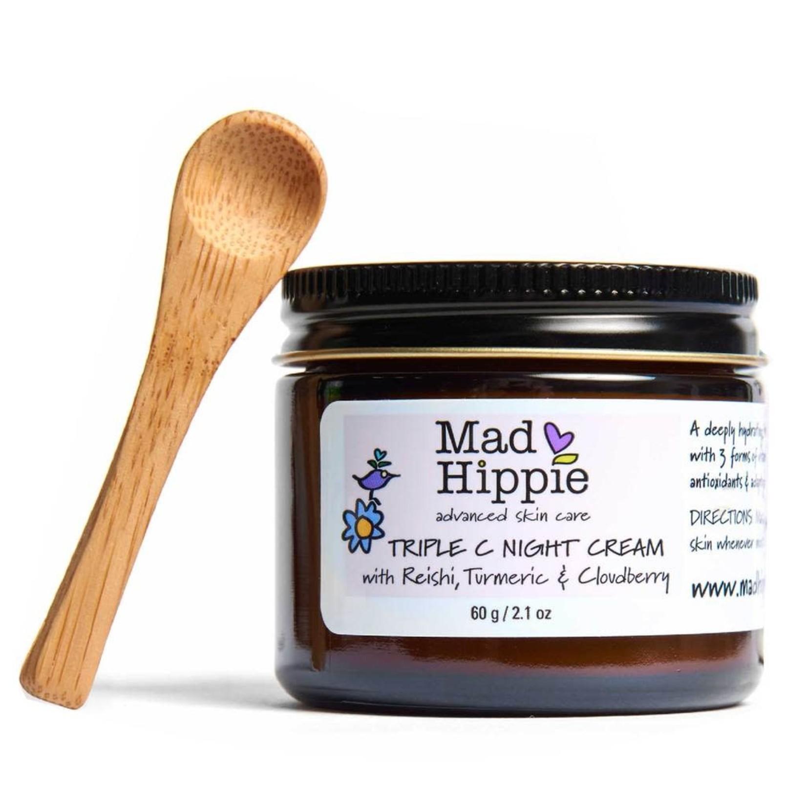 Mad Hippie CRÈME DE NUIT TRIPLE C 19 ACTIFS
