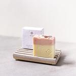 Deux cosmetiques LEMON AND CRANBERRY SOAP