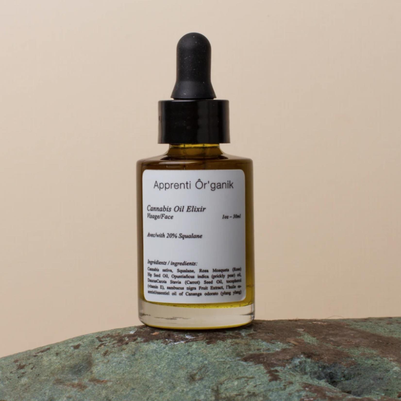 Apprenti Or'ganik ELIXIR. Facial oil/Serum Facial