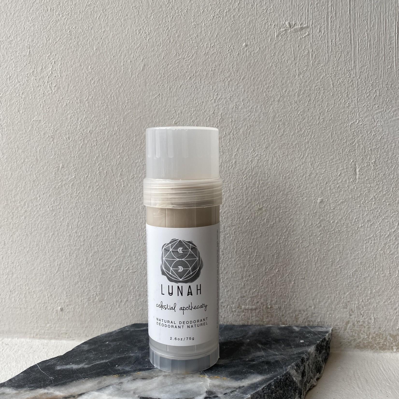 Lunah Life Déodorant sans bicarbonate