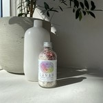 Lunah Life COCONUT AND ROSE MILK BATH SALT