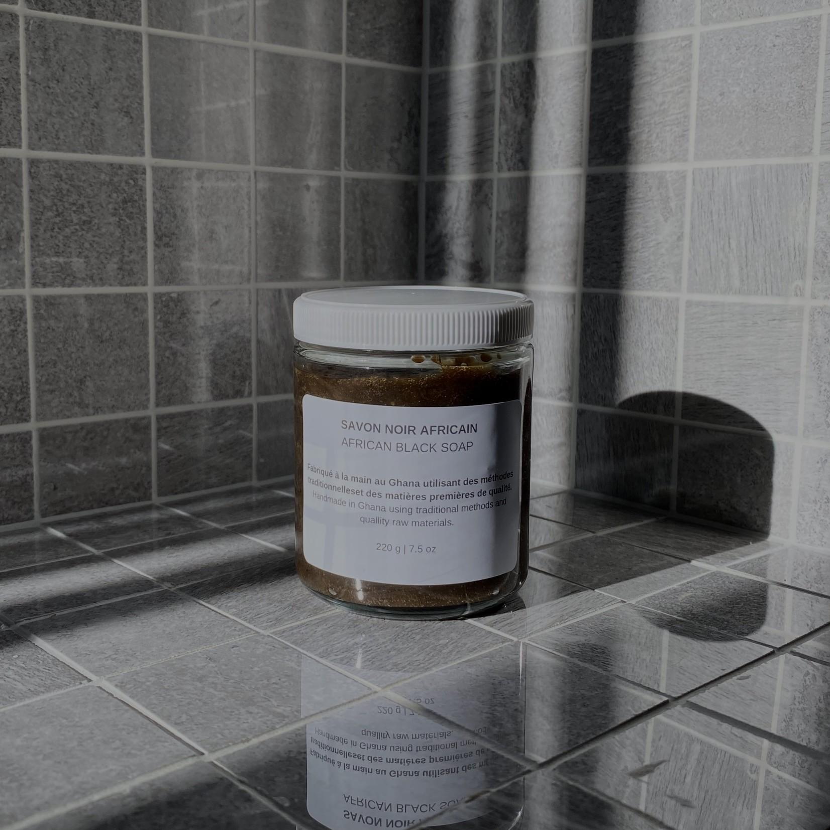 Puremoi soap factory Savon noir Africain 220g