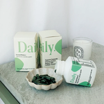 Daily wellness Daily radiance capsule spiruline