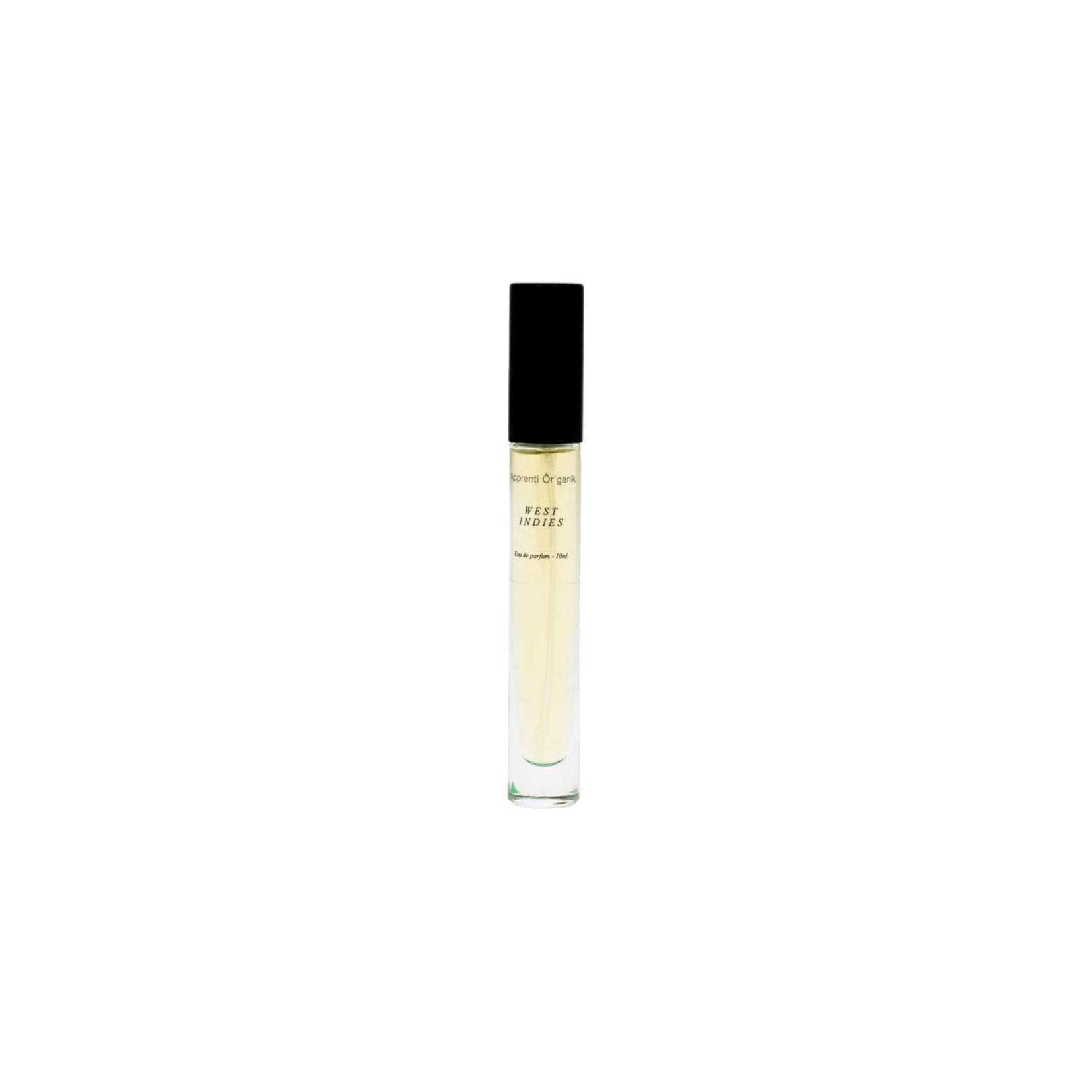 Apprenti Or'ganik Parfum West indies 10ml