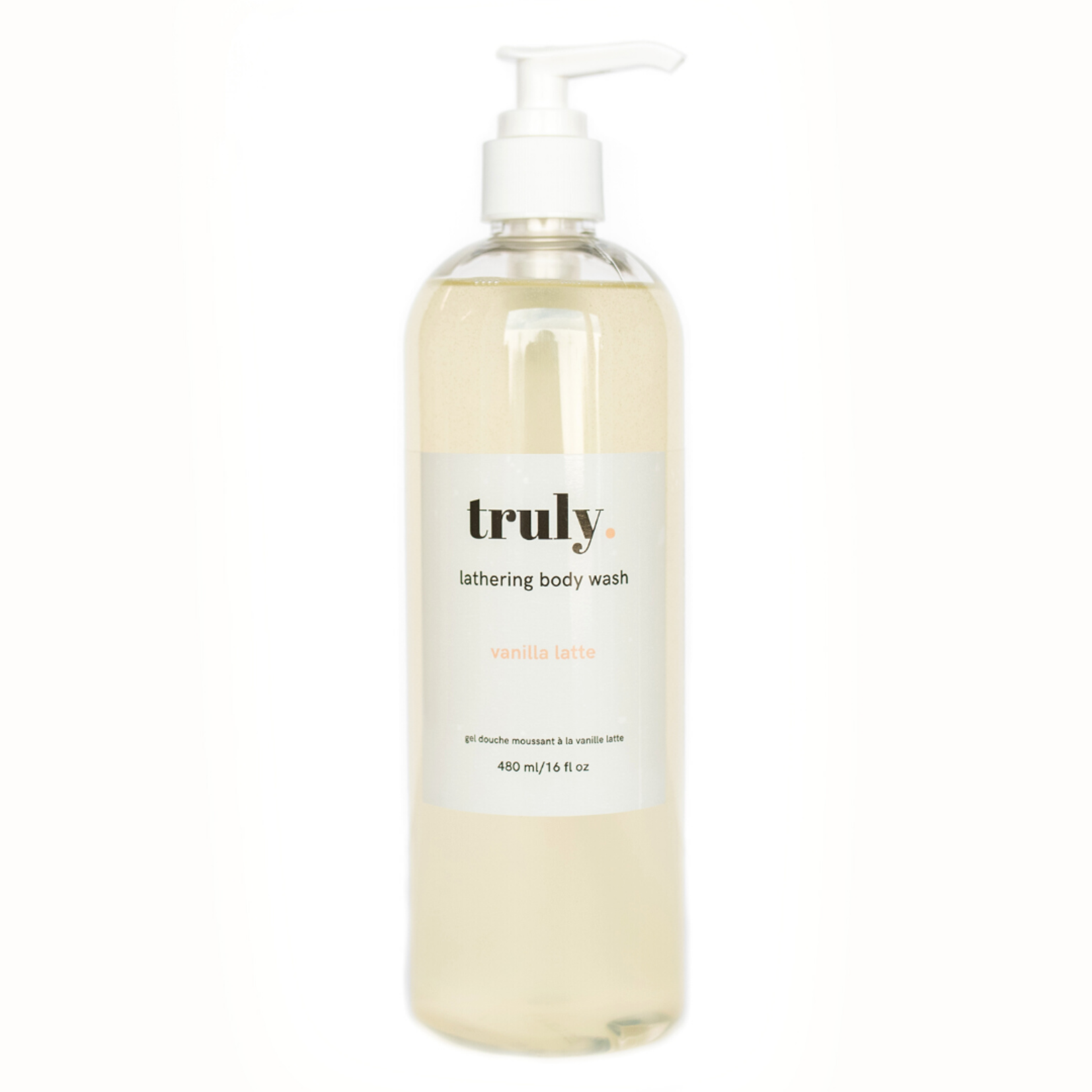 Truly lifestylebrand Truly nettoyant pour le corps vanille latte