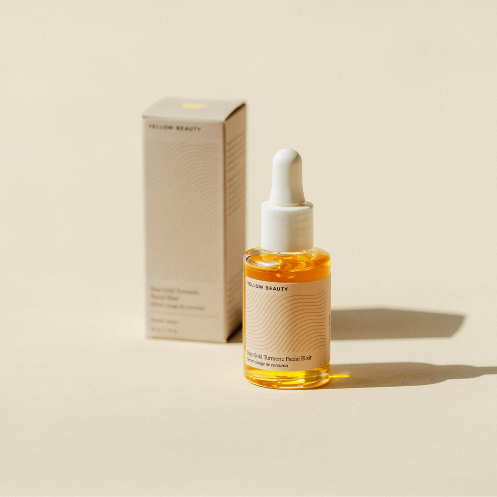 Yellow beauty STAY GOLD OIL