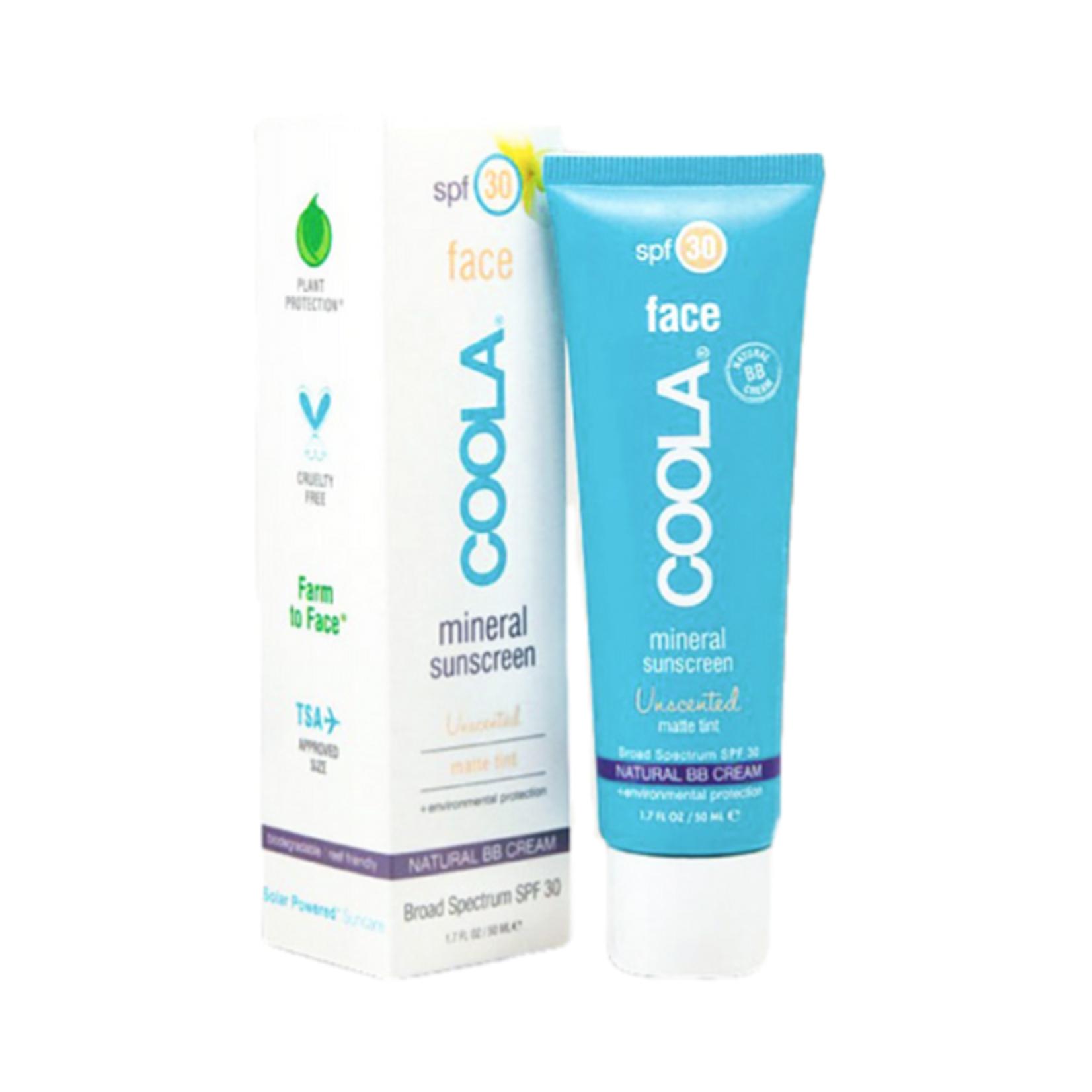 Coola Écran solaire inodore SPF 30 (visage)