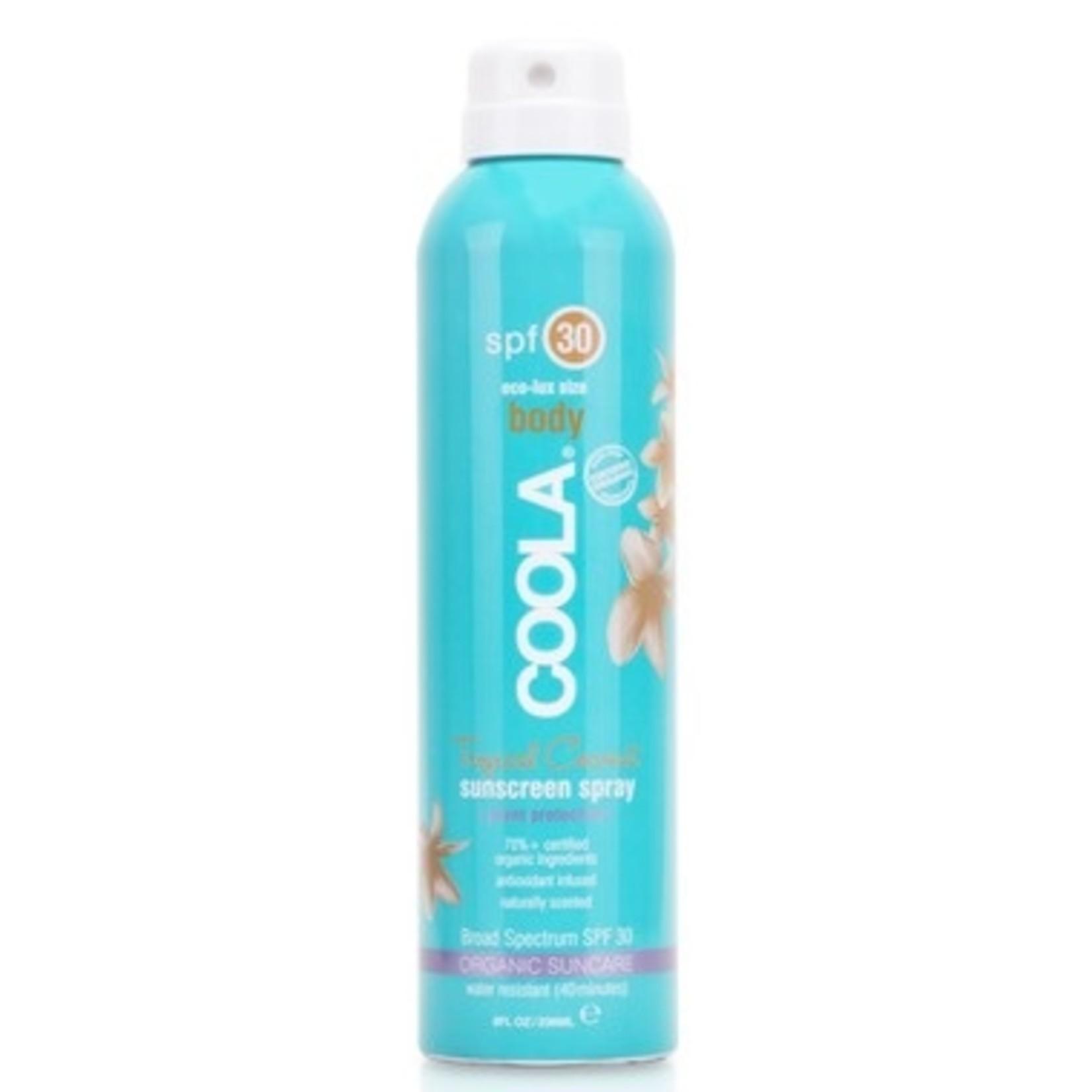 Coola Spray coconut SPF 30