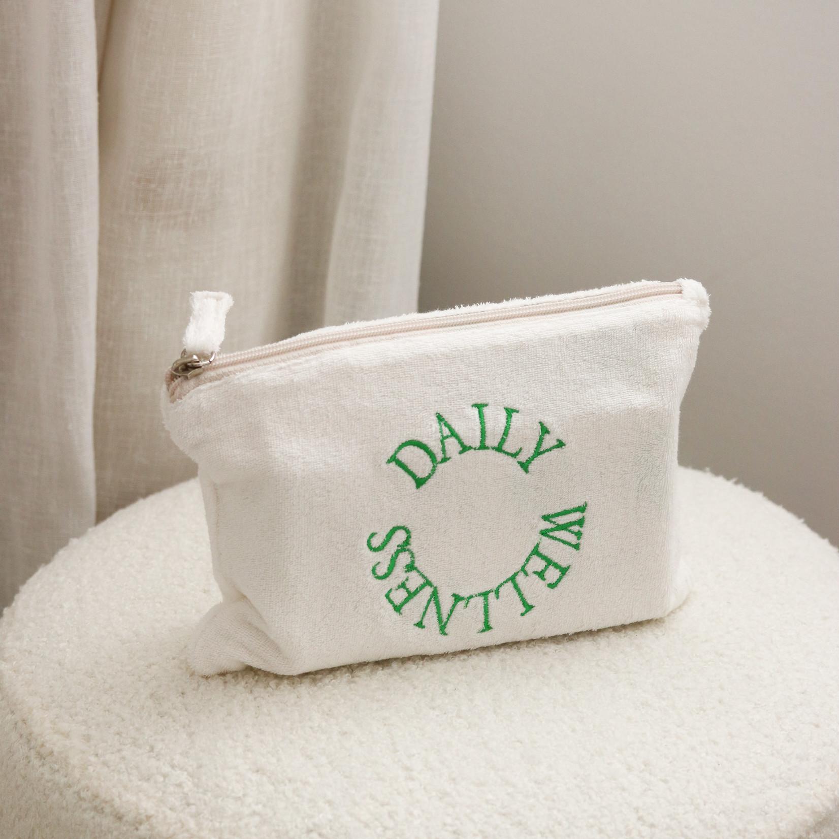 Daily wellness Pochette Terry Daily wellness