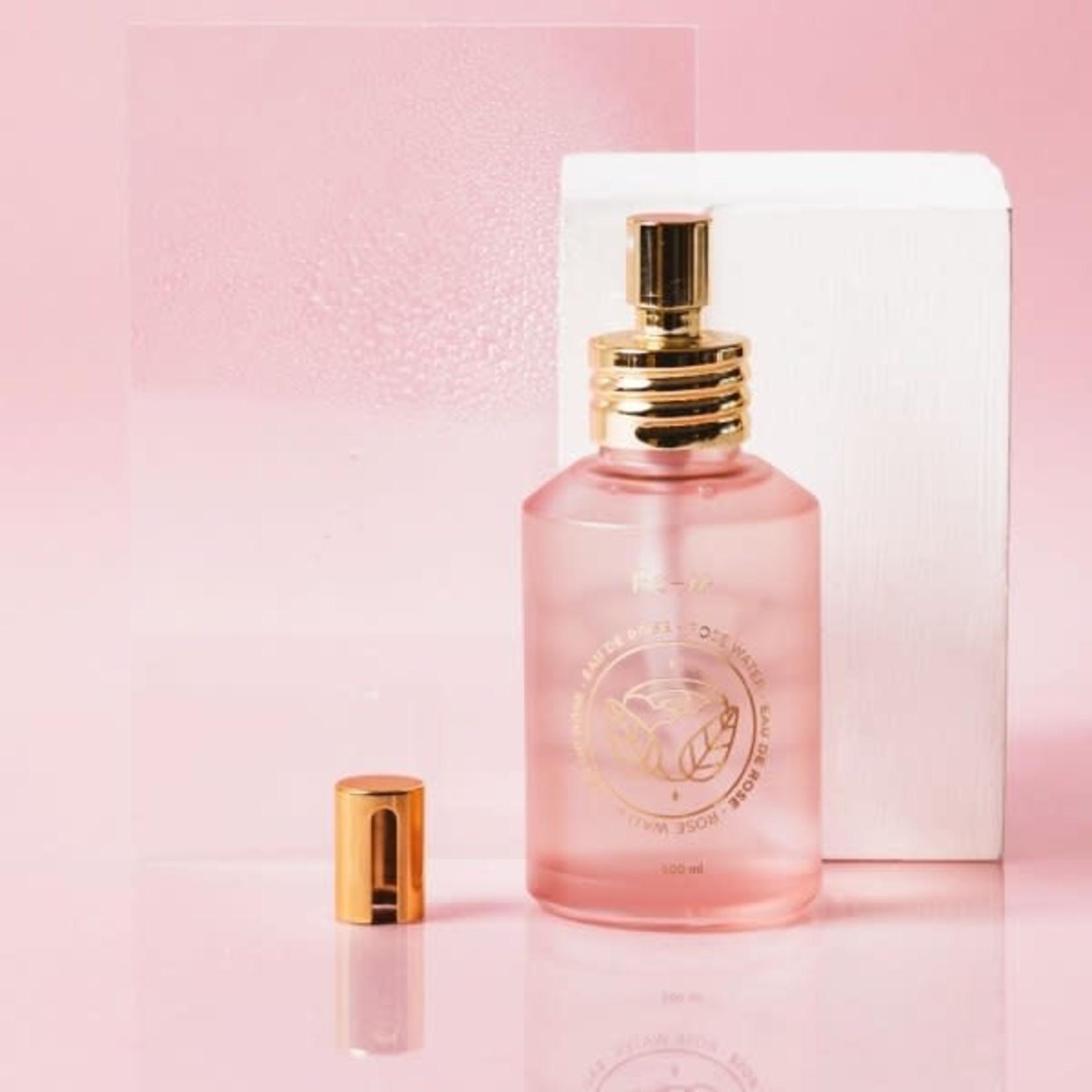 Be-U cosmétiques Brume tonifiante à l'eau de rose