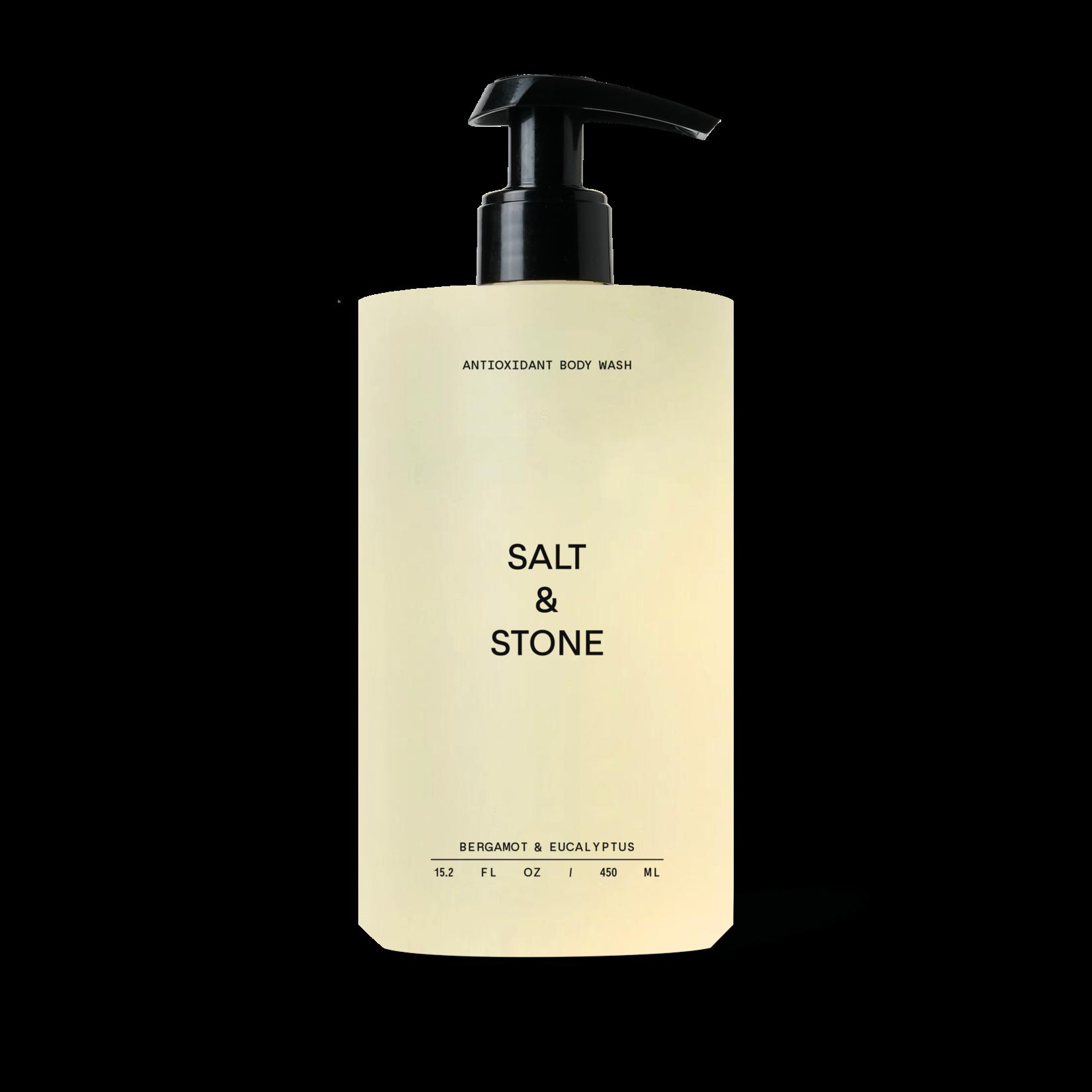 Salt & stone NETTOYANT POUR LE CORPS ANTIOXYDANT
