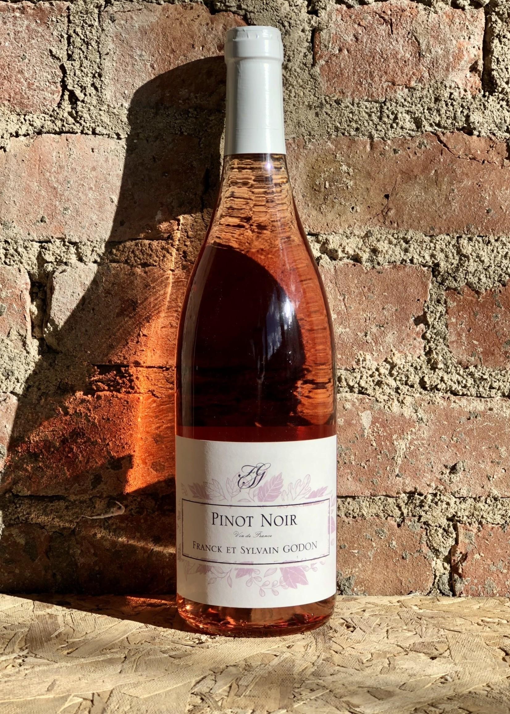 Franck & Sylvain Gordan Pinot Noir  Rosé 2019 (Vin de France) 2019