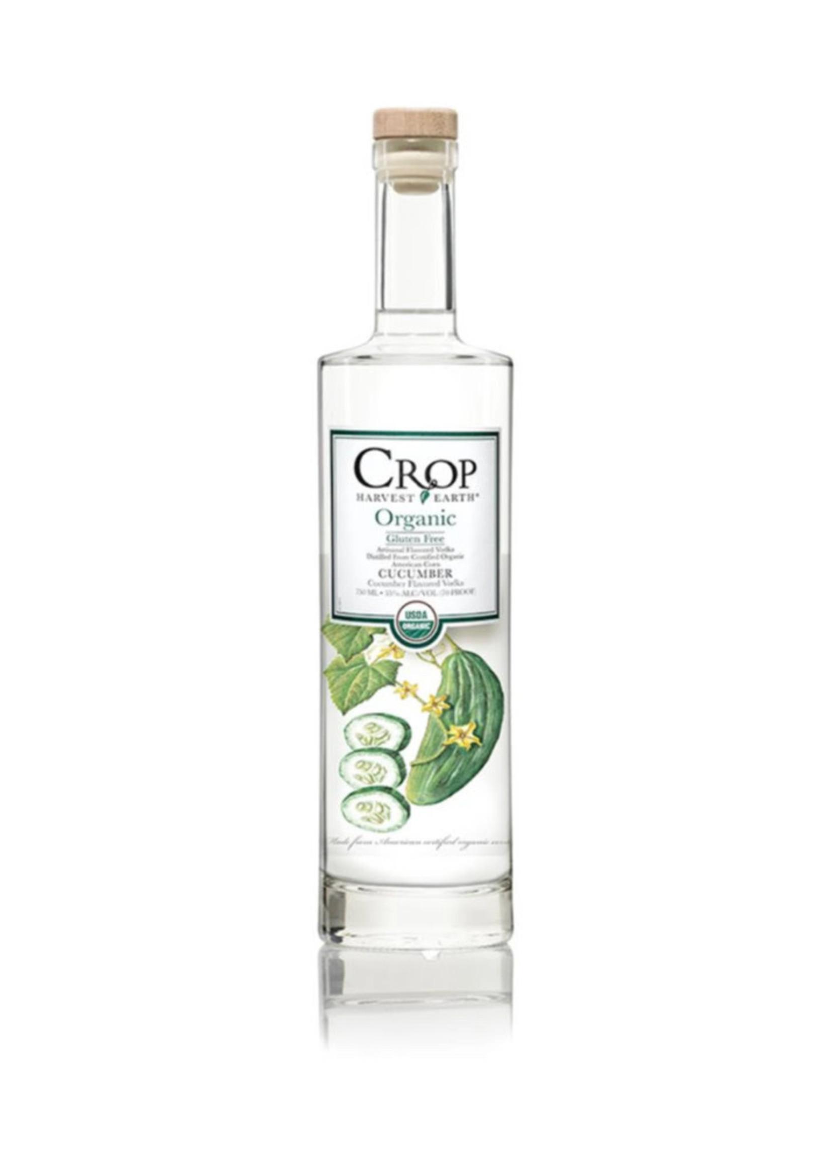 Crop Cucumber Vodka 750mL