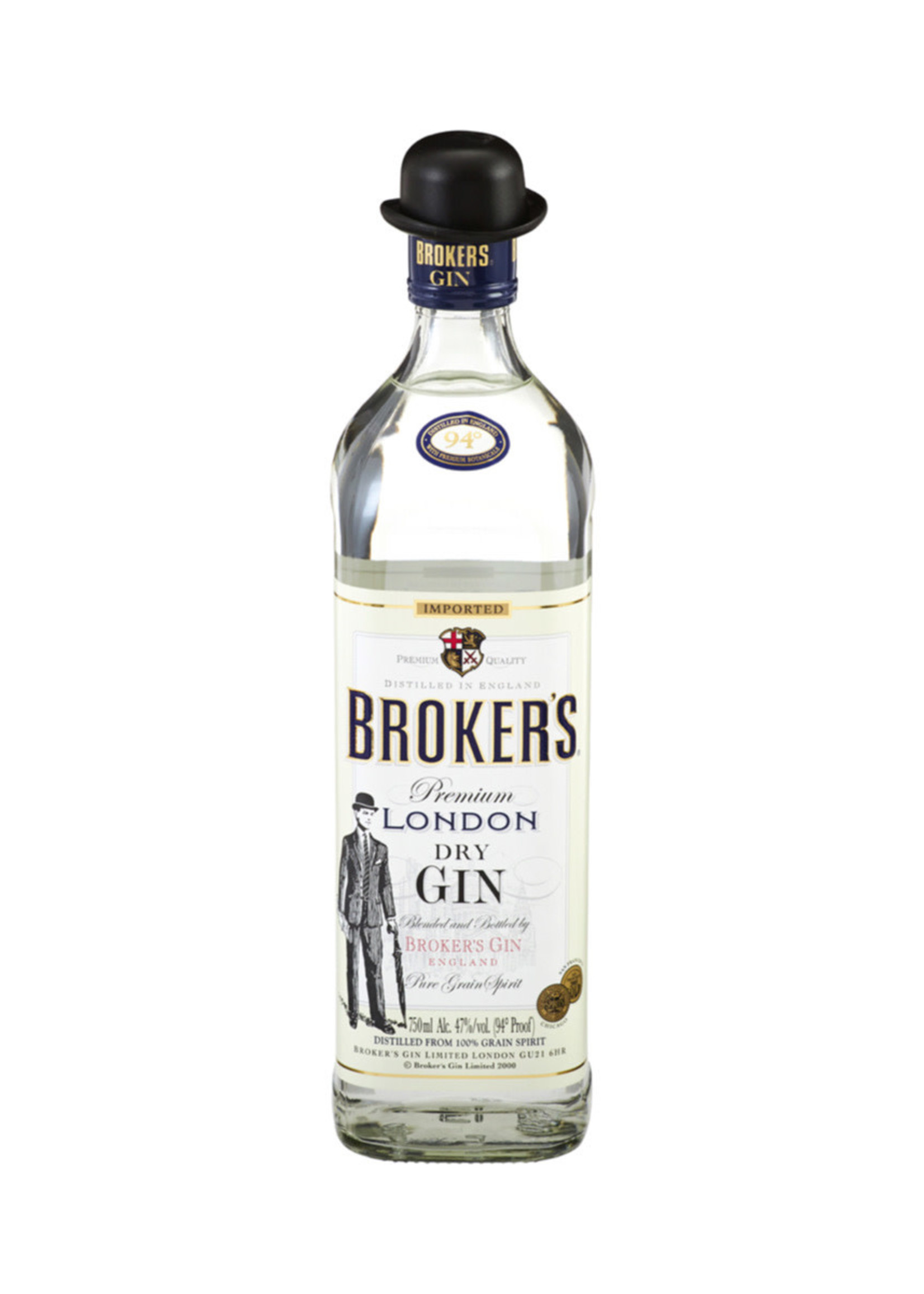 Brokers Gin 1 Liter