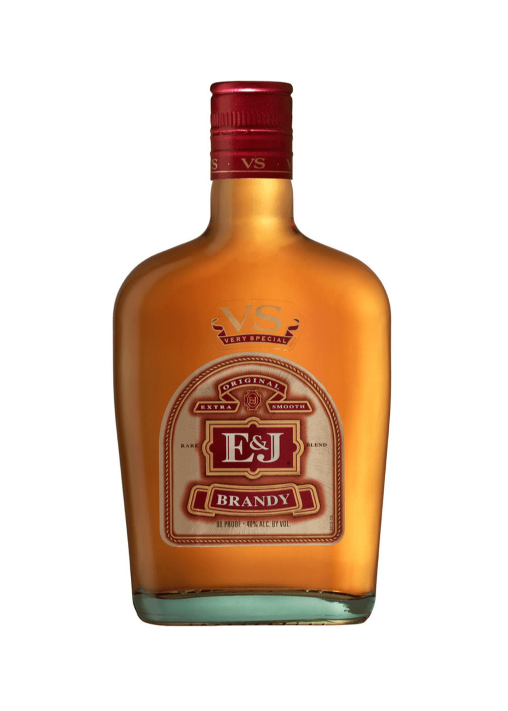 E & J VS Brandy 375mL