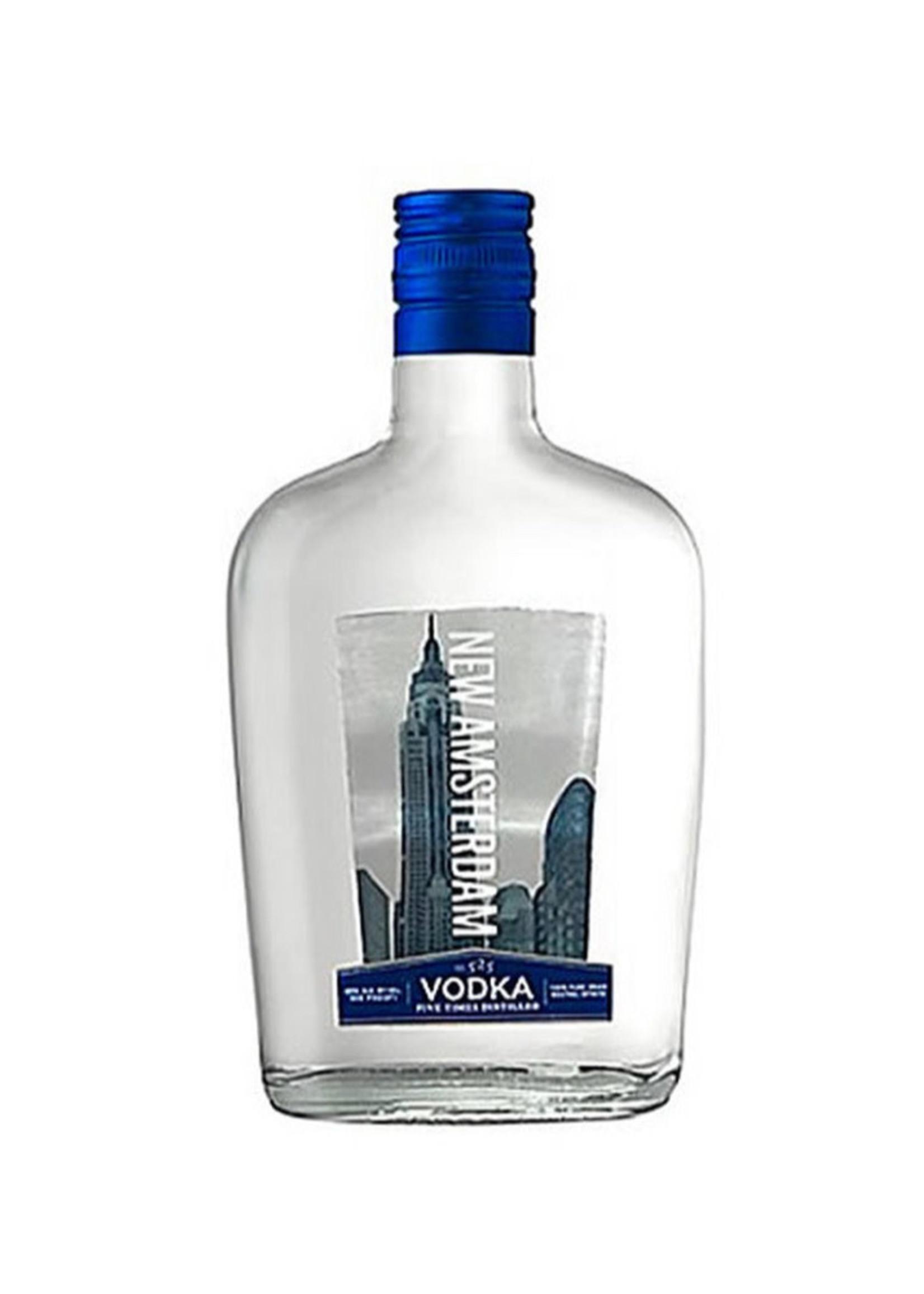 New Amsterdam Vodka 80 proof 375ml