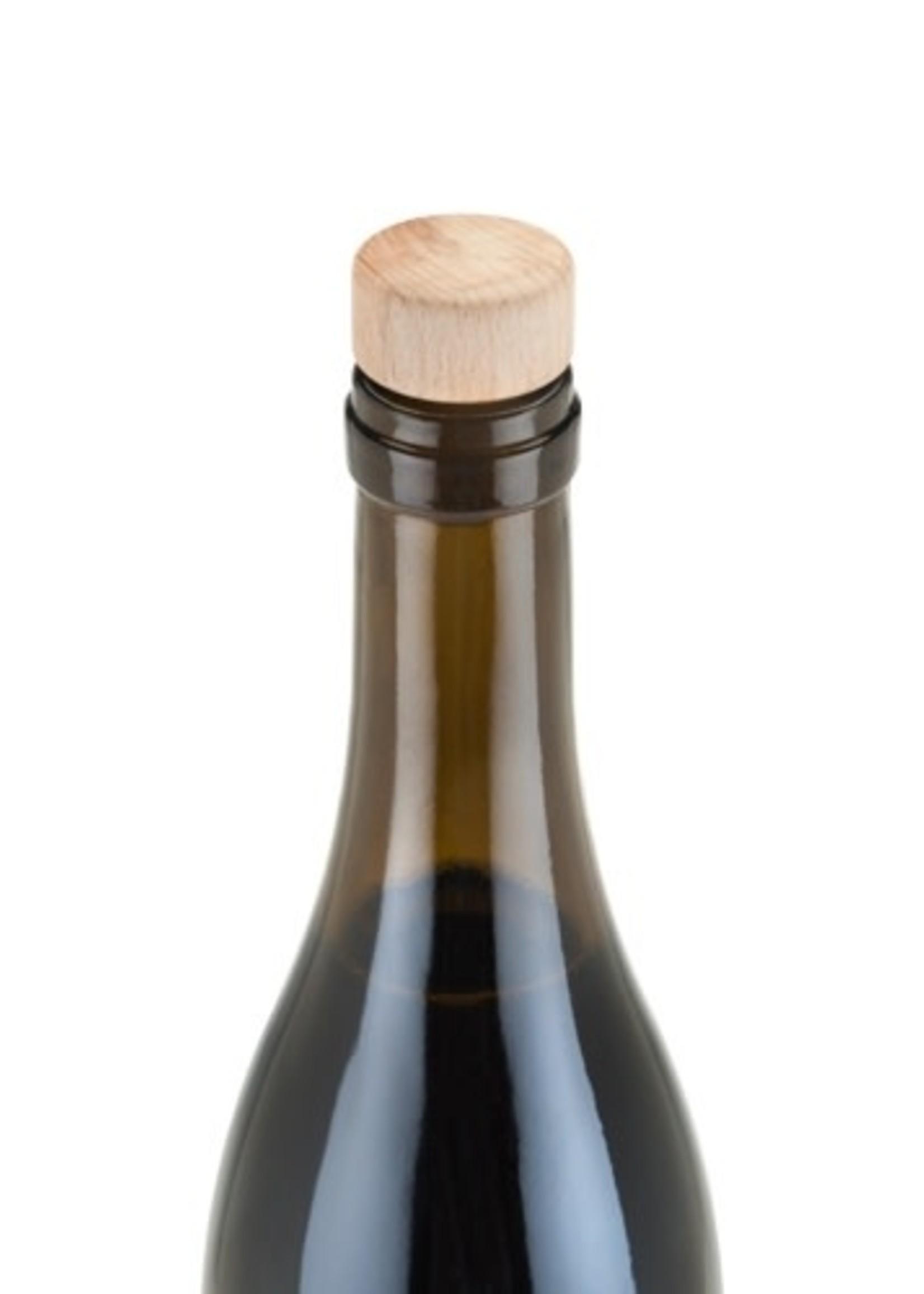 Woody Wine Bottle Stopper