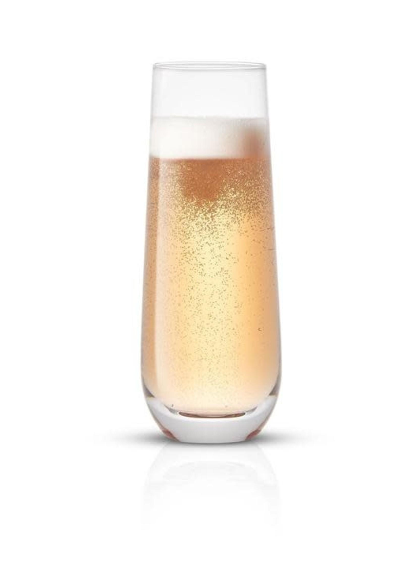 Milo Champagne Glass (Stemless)
