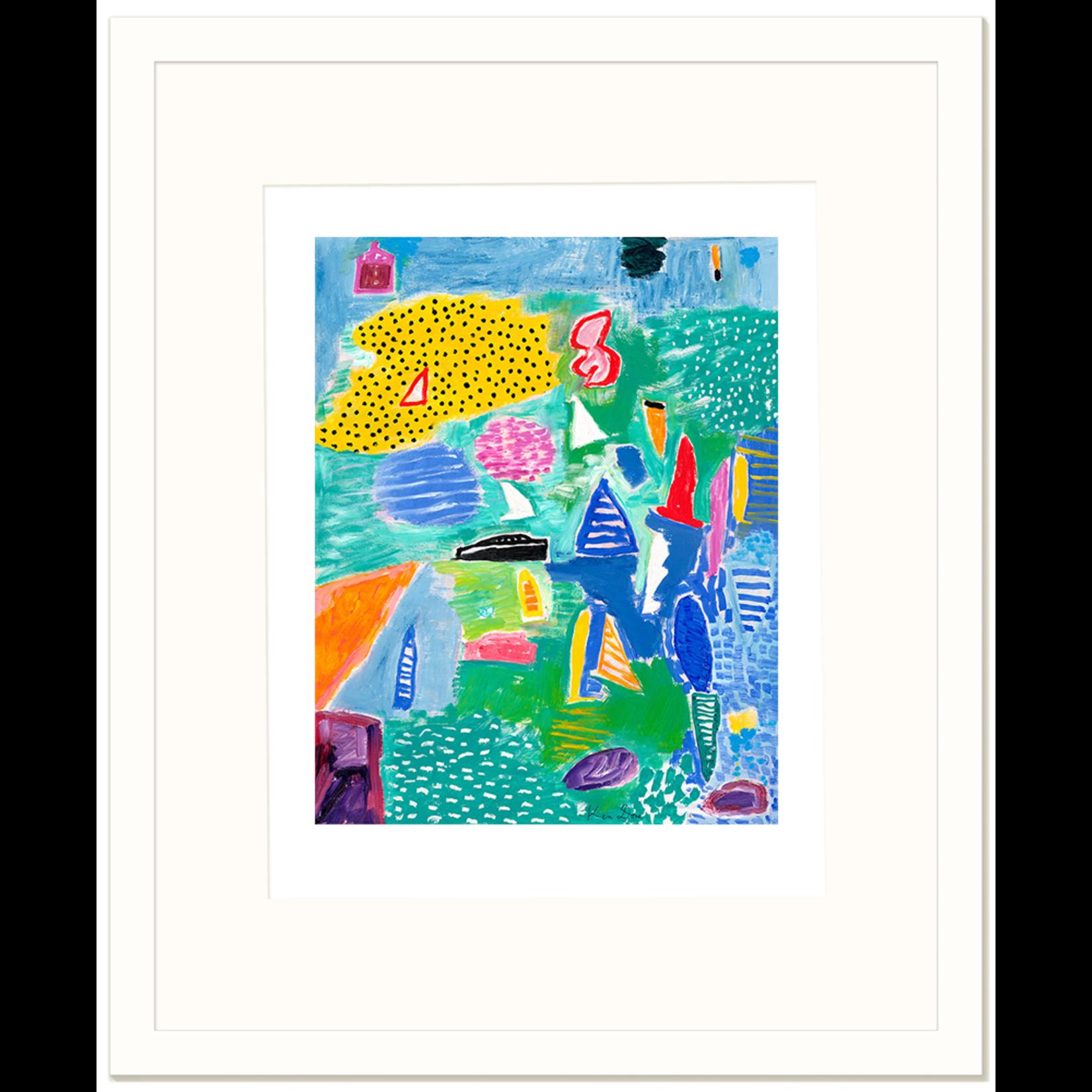 Limited Edition Prints Saturday sailing, 2016