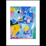 Limited Edition Prints Sunday sailing, 2016