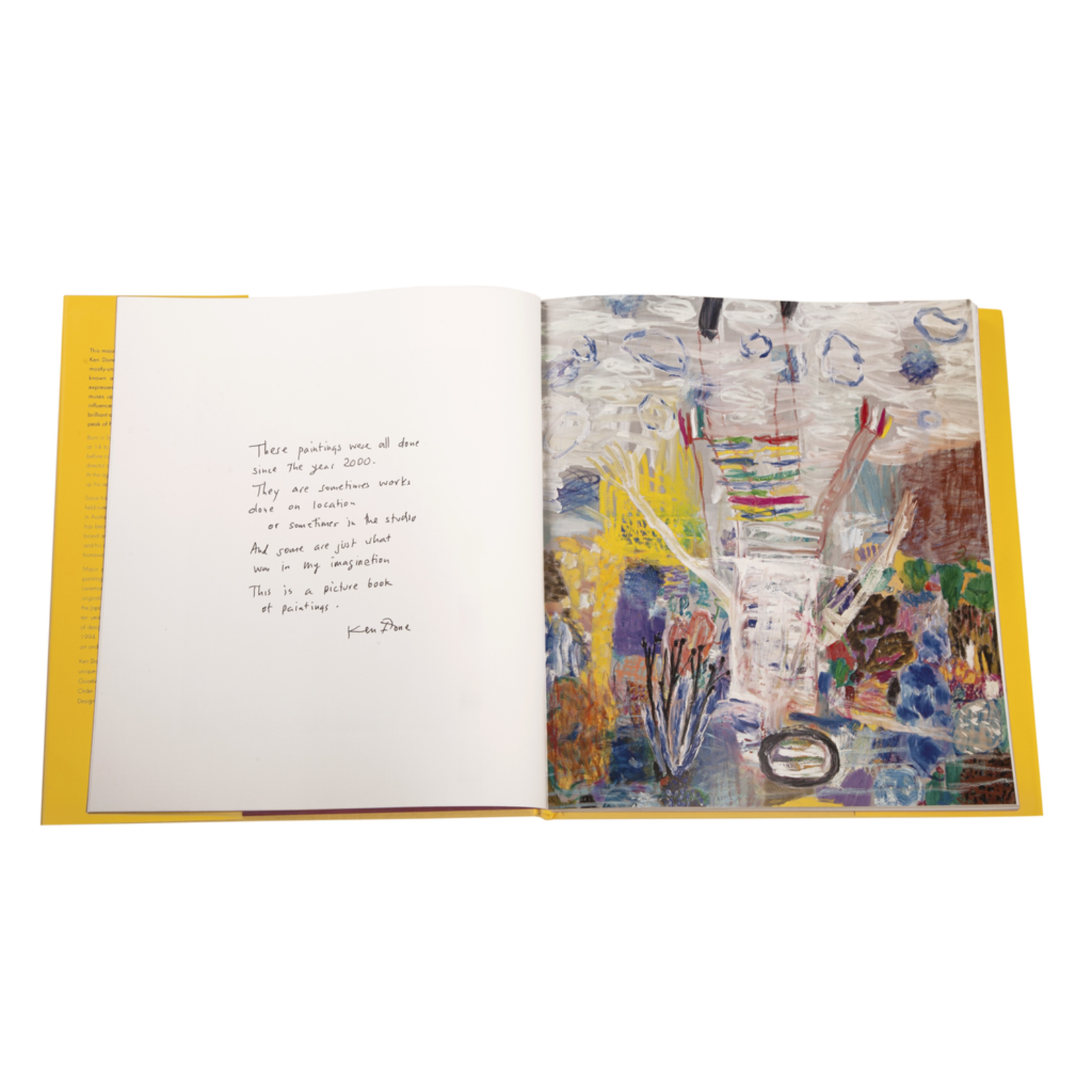 Books & Stationery Book - Ken Done: Paintings You Probably Haven't Seen - Hardcover book