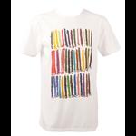 Clothing Tshirt - Classic - Crayons White