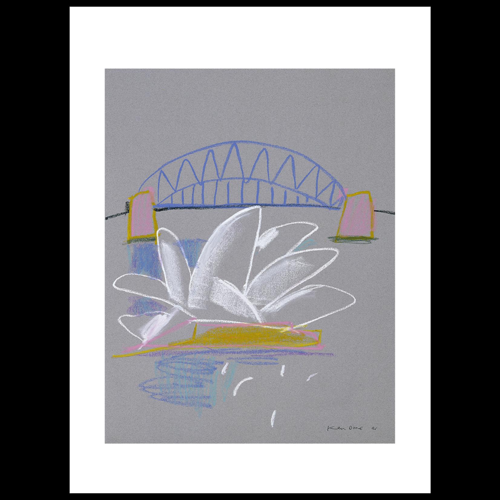 Limited Edition Prints Sydney Opera House V, 1995