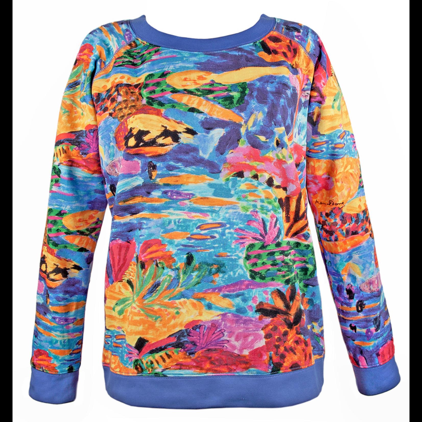 Clothing Sweatshirt - Golden Reef