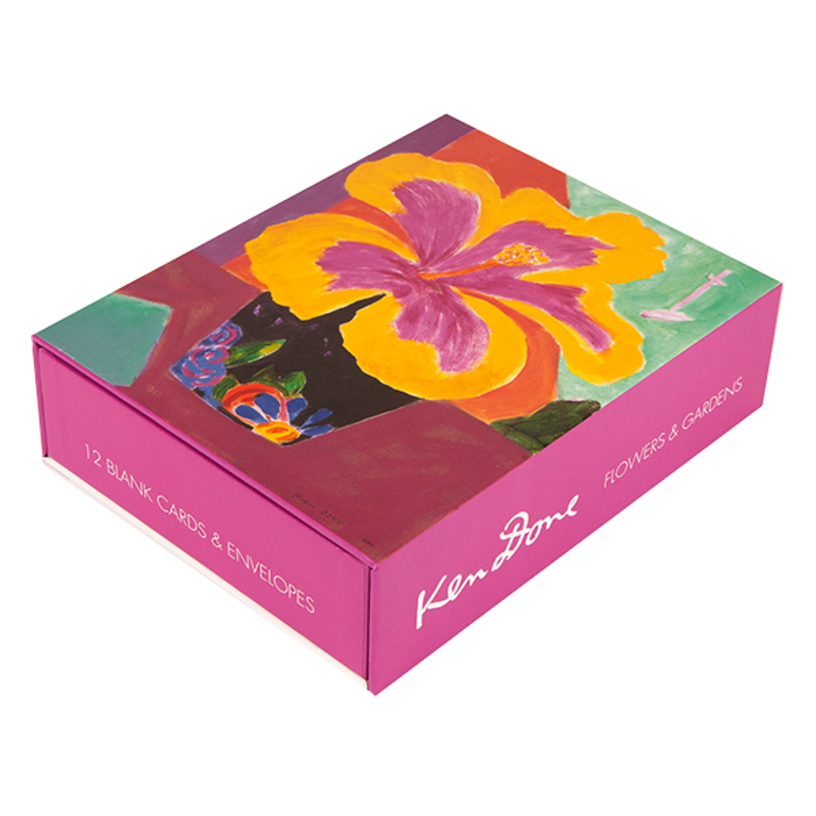Books & Stationery Box of cards - Flowers and Gardens