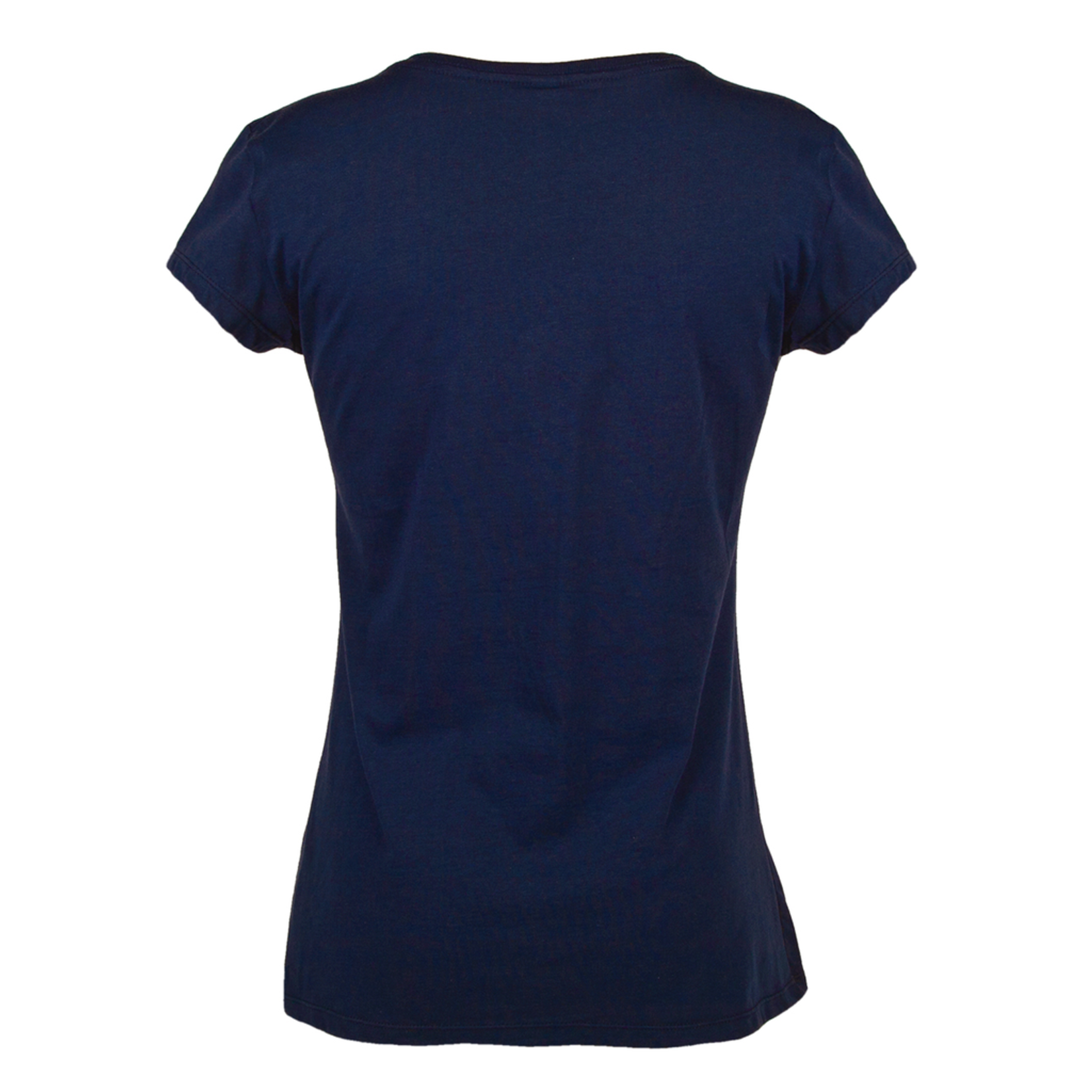 Clothing Tshirt - Fitted - Hibiscus Navy