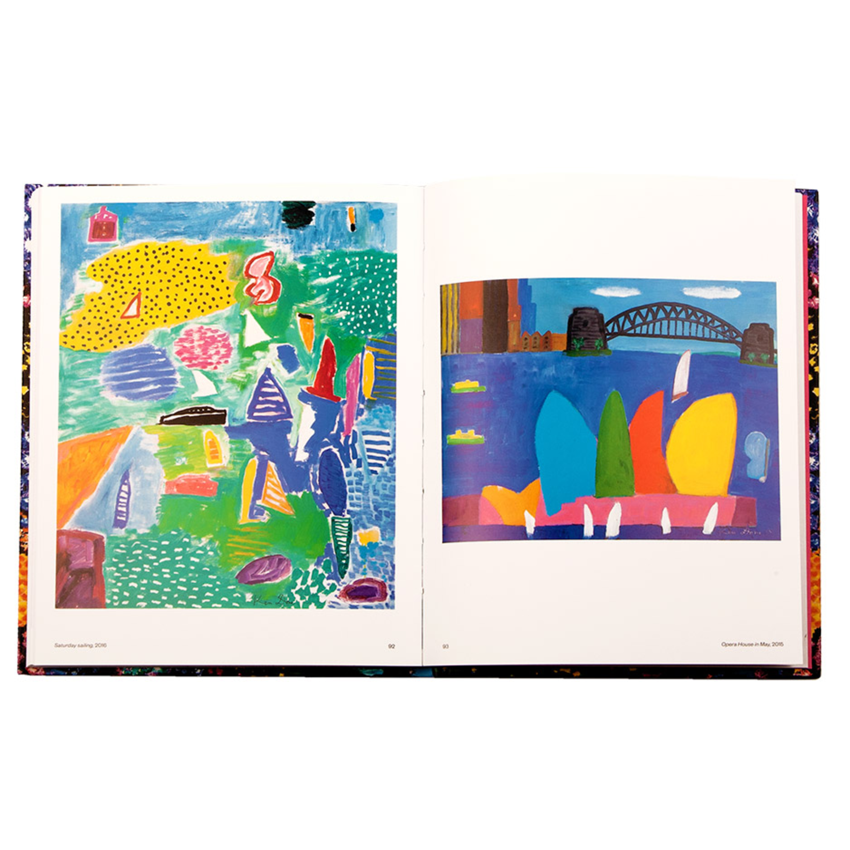Books & Stationery Book - Ken Done: Sydney - Hardcover mini book