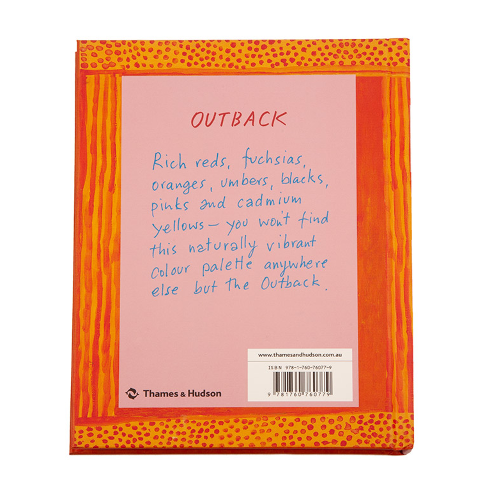 Books & Stationery Book - Ken Done - Outback - Hardcover mini book