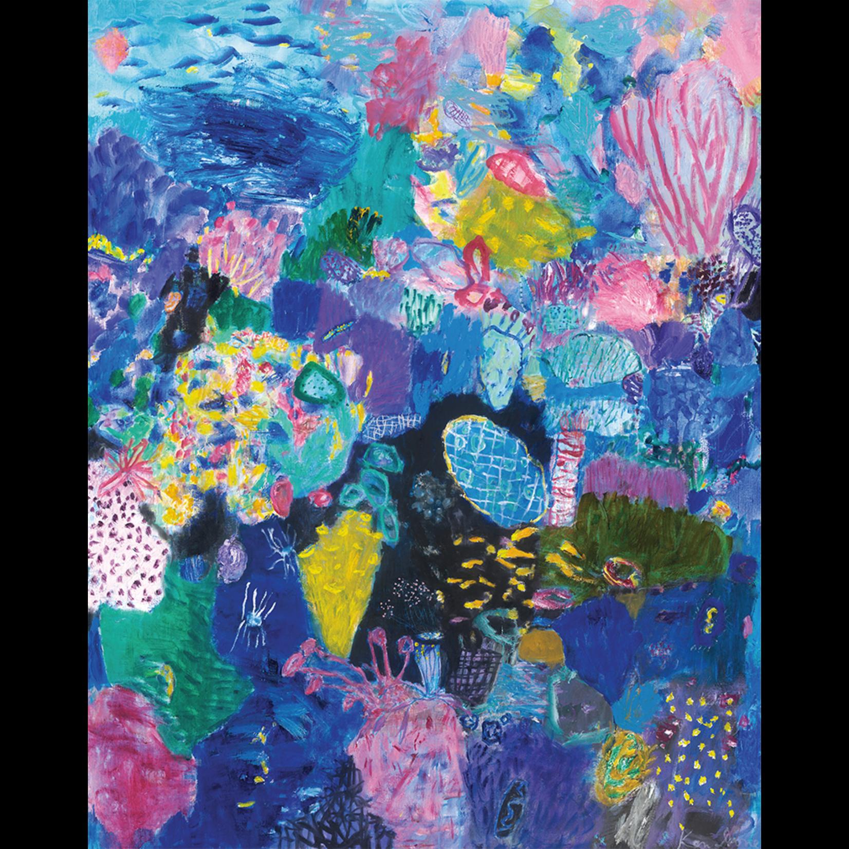 Books & Stationery Jigsaw puzzle - Ultramarine Reef