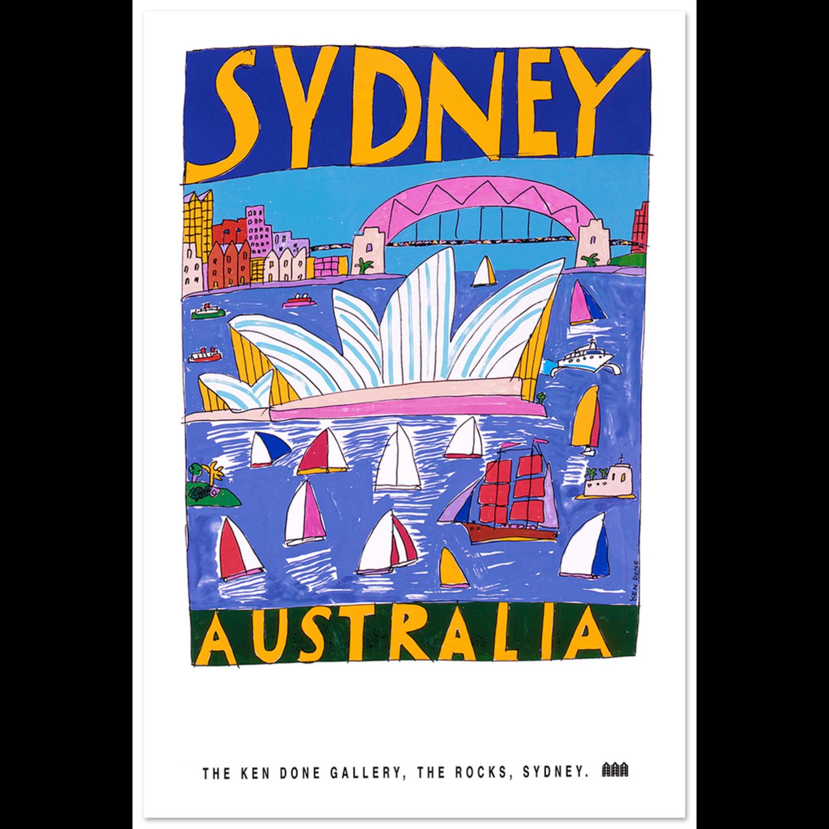 Posters Poster - Sydney Australia