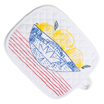 Homewares Pot holder - Sydney Bowl of Lemons