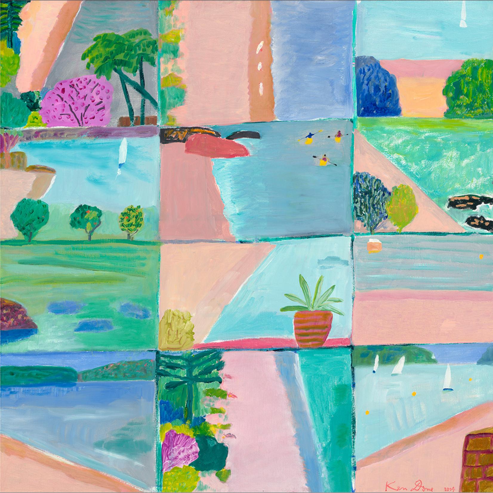 Limited Edition Prints 12 views of Chinamans Beach, 2014