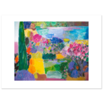 Limited Edition Prints A garden by the sea, 2010